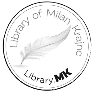 Library of Milan Krajnc