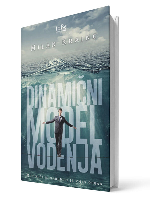 Dinamični model vodenja. Milan Krajnc. E-knjiga.