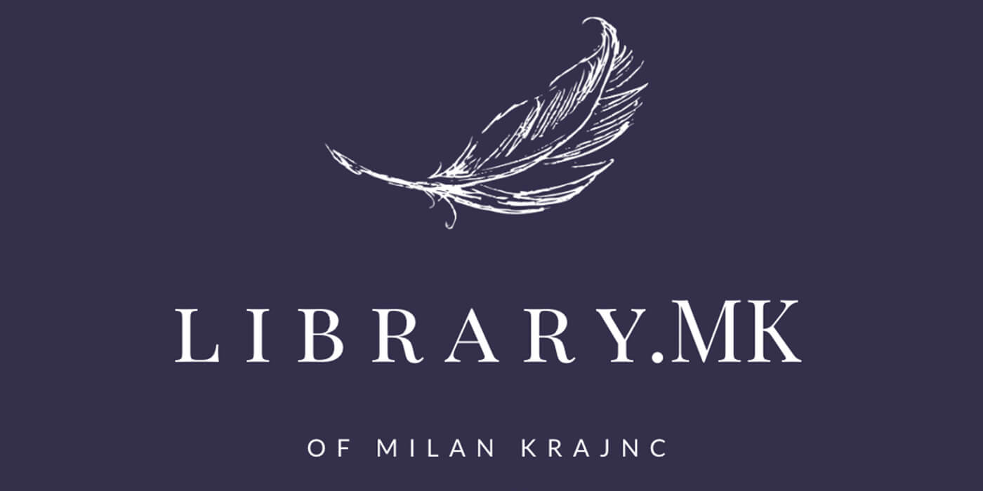 Library of Ancient Knowledge - Milan Krajnc