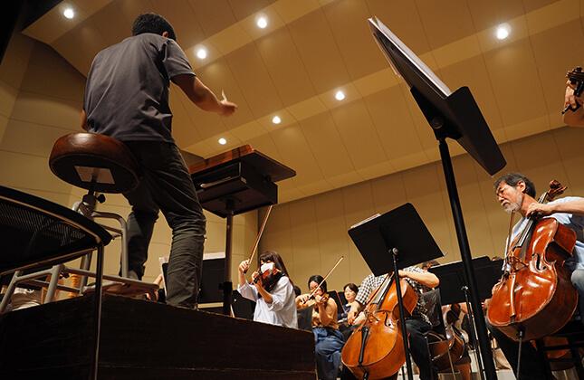 Business process as a musical symphony - Milan Krajnc