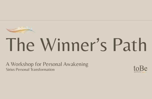 Winners path Program - Milan Krajnc