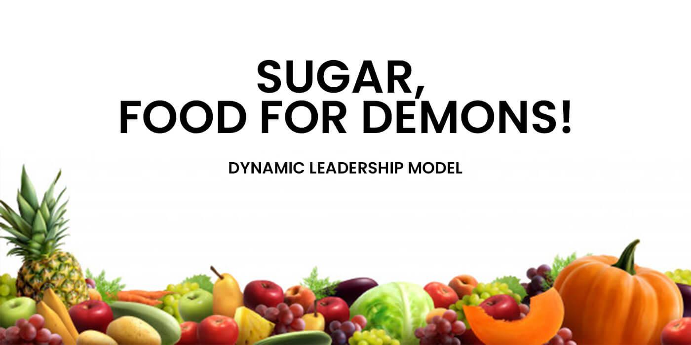 Sugar, food for Demons! - Milan Krajnc
