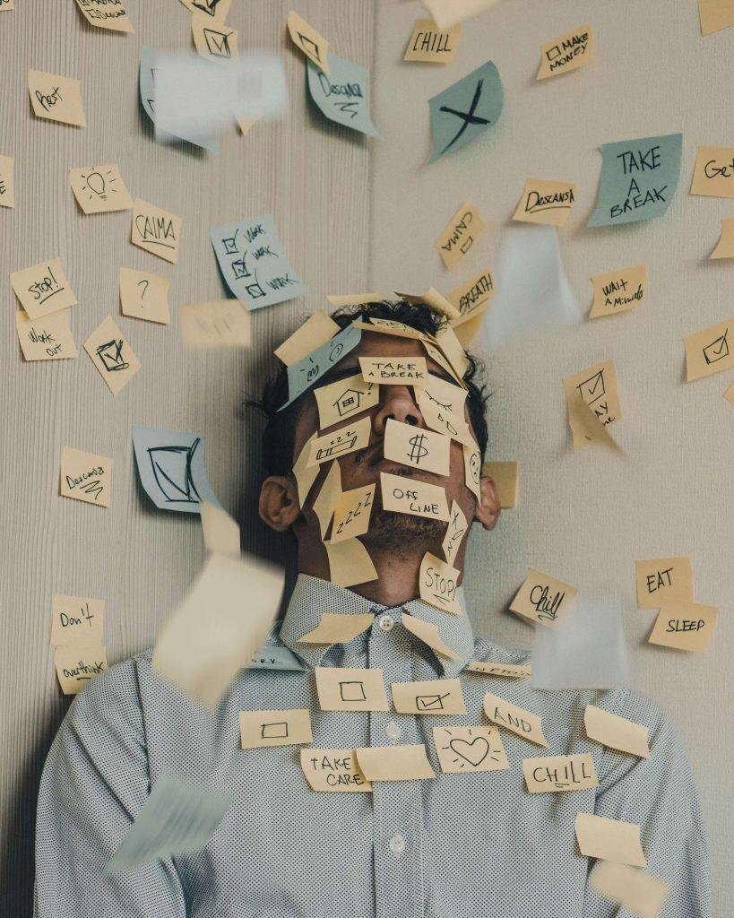 With motivation to burnout - Milan Krajnc