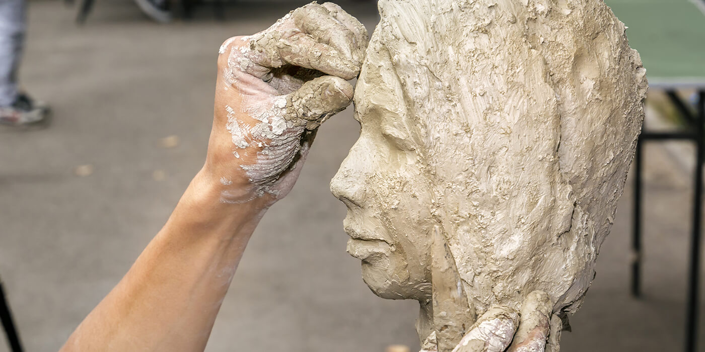 Sculptor of his thoughts - Milan Krajnc