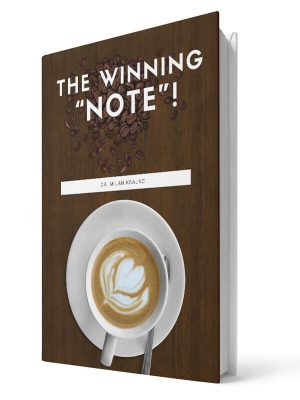 The winning note | E-book - Milan Krajnc ; Personal and Business Coach