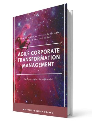 Agile Corporate Transformation Management - Milan Krajnc - E-book