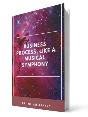 Business process, like a musical symphony | E-book - Milan Krajnc ; Personal and Business Coach