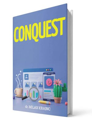 Conquest | E-book - Milan Krajnc ; Personal and Business Coach