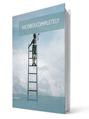 He died completely | E-book - Milan Krajnc ; Personal and Business Coach