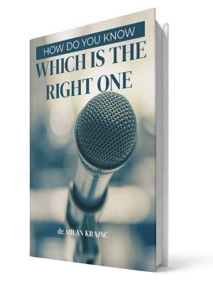 How do you know which is the right one | E-book - Milan Krajnc ; Personal and Business Coach