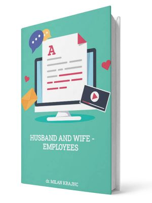 Husband and wife - Employees | E-book - Milan Krajnc ; Personal and Business Coach