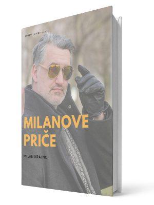 Milanove priče, putem intervjuja - E-book - Milan Krajnc