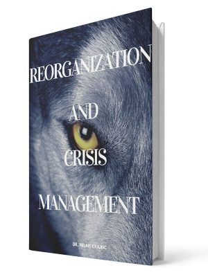 Reorganization and crisis management | E-book - Milan Krajnc ; Personal and Business Coach