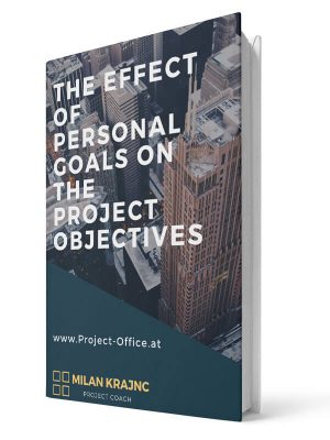 The effect of personal goals on project objectives - Milan Krajnc - E-book