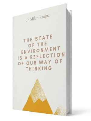 The state of the environment is a reflection of our way of thinking | E-book - Milan Krajnc ; Personal and Business Coach