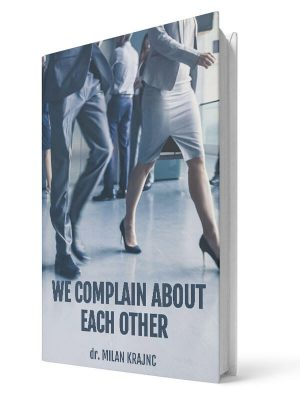 We complain about eachother - E-book - Milan Krajnc
